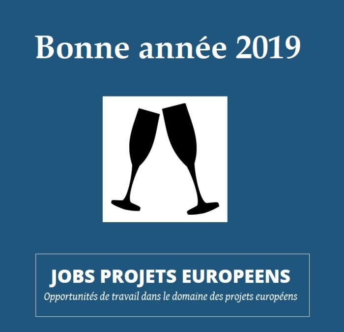 Projets européens Vincent ARNOUX 2019